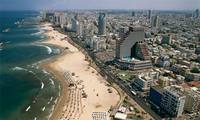 Telaviv city beach