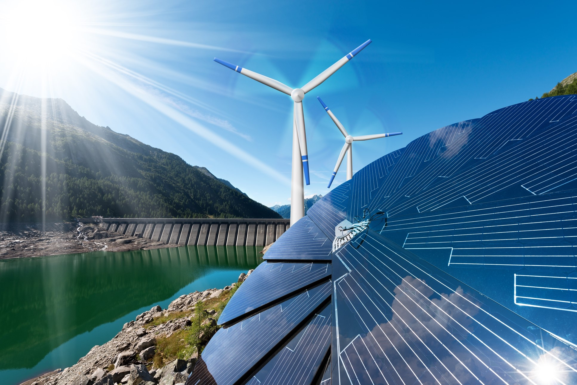 Energy and mining sector image